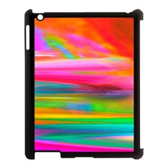 Abstract Illustration Nameless Fantasy Apple Ipad 3/4 Case (black) by Jojostore