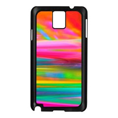 Abstract Illustration Nameless Fantasy Samsung Galaxy Note 3 N9005 Case (black)