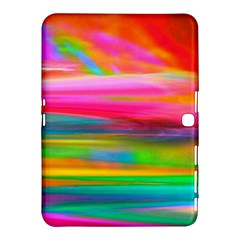 Abstract Illustration Nameless Fantasy Samsung Galaxy Tab 4 (10 1 ) Hardshell Case