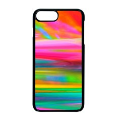 Abstract Illustration Nameless Fantasy Apple Iphone 7 Plus Seamless Case (black) by Jojostore