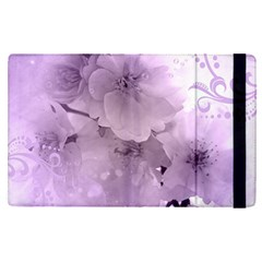 Wonderful Flowers In Soft Violet Colors Ipad Mini 4 by FantasyWorld7