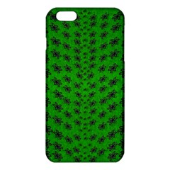 Forest Flowers In The Green Soft Ornate Nature Iphone 6 Plus/6s Plus Tpu Case by pepitasart