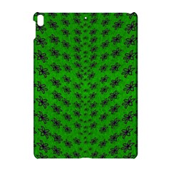 Forest Flowers In The Green Soft Ornate Nature Apple Ipad Pro 10 5   Hardshell Case