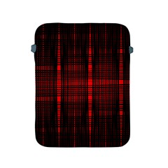 Black And Red Backgrounds Apple Ipad 2/3/4 Protective Soft Cases by Jojostore