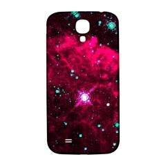 Pistol Star And Nebula Samsung Galaxy S4 I9500/i9505  Hardshell Back Case by Jojostore