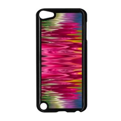 Abstract Pink Colorful Water Background Apple Ipod Touch 5 Case (black) by Jojostore