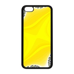 Fractal Abstract Background Apple Iphone 5c Seamless Case (black) by Jojostore