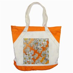 Flowers Background Backdrop Floral Accent Tote Bag