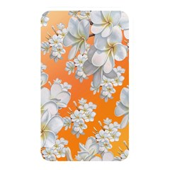 Flowers Background Backdrop Floral Memory Card Reader (rectangular)