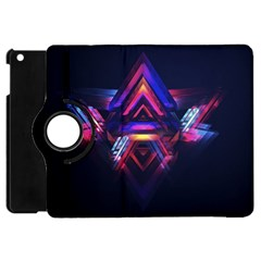 Abstract Desktop Backgrounds Apple Ipad Mini Flip 360 Case
