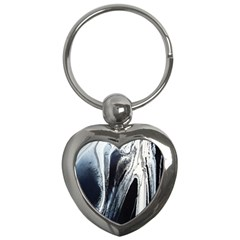 Odin s View 2 Key Chains (heart)