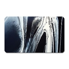 Odin s View 2 Magnet (rectangular) by WILLBIRDWELL