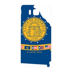 Flag Map Of Georgia, 2001 2003 Samsung Galaxy Alpha Hardshell Back Case