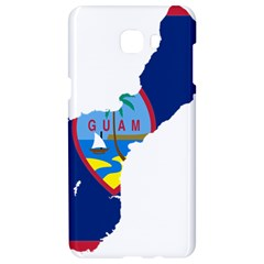 Flag Map Of Guam Samsung C9 Pro Hardshell Case  by abbeyz71
