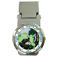 Great Seal Of Indiana Money Clip Watches