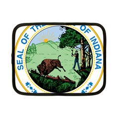 Great Seal Of Indiana Netbook Case (small)