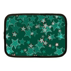 Star Seamless Tile Background Abstract Netbook Case (medium)
