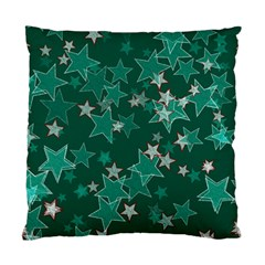 Star Seamless Tile Background Abstract Standard Cushion Case (two Sides)