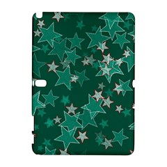 Star Seamless Tile Background Abstract Samsung Galaxy Note 10 1 (p600) Hardshell Case