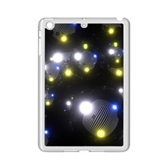 Abstract Dark Spheres Psy Trance Ipad Mini 2 Enamel Coated Cases by Jojostore