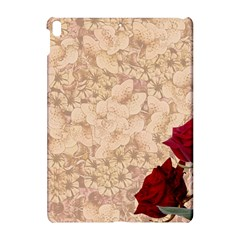Retro Background Scrapbooking Paper Apple Ipad Pro 10 5   Hardshell Case