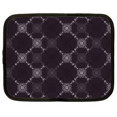 Abstract Seamless Pattern Netbook Case (xxl)