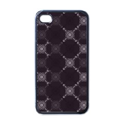 Abstract Seamless Pattern Apple Iphone 4 Case (black)