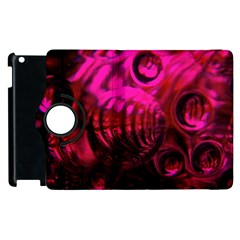 Abstract Bubble Background Apple Ipad 3/4 Flip 360 Case by Jojostore
