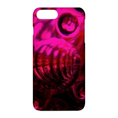 Abstract Bubble Background Apple Iphone 8 Plus Hardshell Case by Jojostore