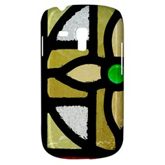 A Detail Of A Stained Glass Window Samsung Galaxy S3 Mini I8190 Hardshell Case by Jojostore