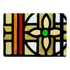 A Detail Of A Stained Glass Window Apple Ipad 9 7 by Jojostore