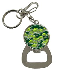 Seamless Tile Background Abstract Turtle Turtles Bottle Opener Key Chains