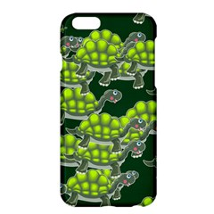 Seamless Tile Background Abstract Turtle Turtles Apple Iphone 6 Plus/6s Plus Hardshell Case
