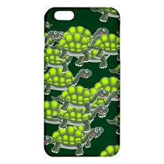 Seamless Tile Background Abstract Turtle Turtles Iphone 6 Plus/6s Plus Tpu Case by Jojostore