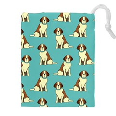 Dog Animal Pattern Drawstring Pouch (xxl)
