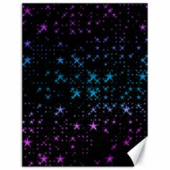 Stars Pattern Seamless Design Canvas 18  X 24  by Jojostore