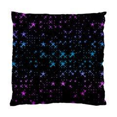 Stars Pattern Seamless Design Standard Cushion Case (two Sides)