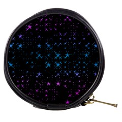 Stars Pattern Seamless Design Mini Makeup Bag by Jojostore