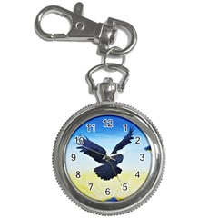 Sunset Owl Key Chain Watches