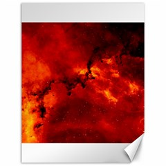 Star Clusters Rosette Nebula Star Canvas 12  X 16