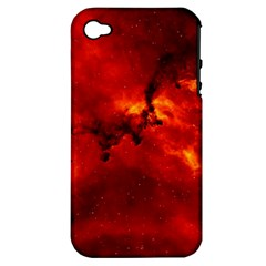 Star Clusters Rosette Nebula Star Apple Iphone 4/4s Hardshell Case (pc+silicone)