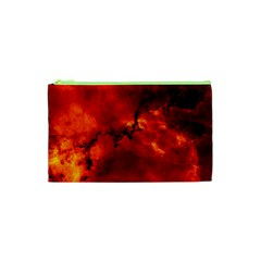 Star Clusters Rosette Nebula Star Cosmetic Bag (xs)