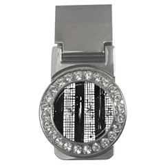 Whitney Museum Of American Art Money Clips (cz)