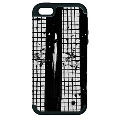 Whitney Museum Of American Art Apple Iphone 5 Hardshell Case (pc+silicone)