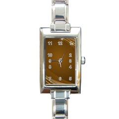 Abstract Background Rectangle Italian Charm Watch by Jojostore