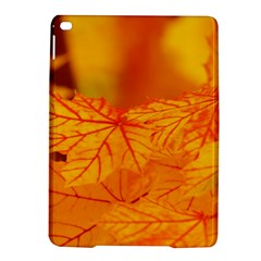 Bright Yellow Autumn Leaves Ipad Air 2 Hardshell Cases