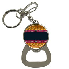 Pattern Ornaments Africa Safari Summer Graphic Bottle Opener Key Chains
