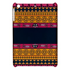 Pattern Ornaments Africa Safari Summer Graphic Apple Ipad Mini Hardshell Case
