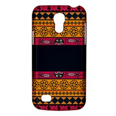 Pattern Ornaments Africa Safari Summer Graphic Samsung Galaxy S4 Mini (gt I9190) Hardshell Case