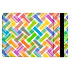 Abstract Pattern Colorful Wallpaper Ipad Air Flip